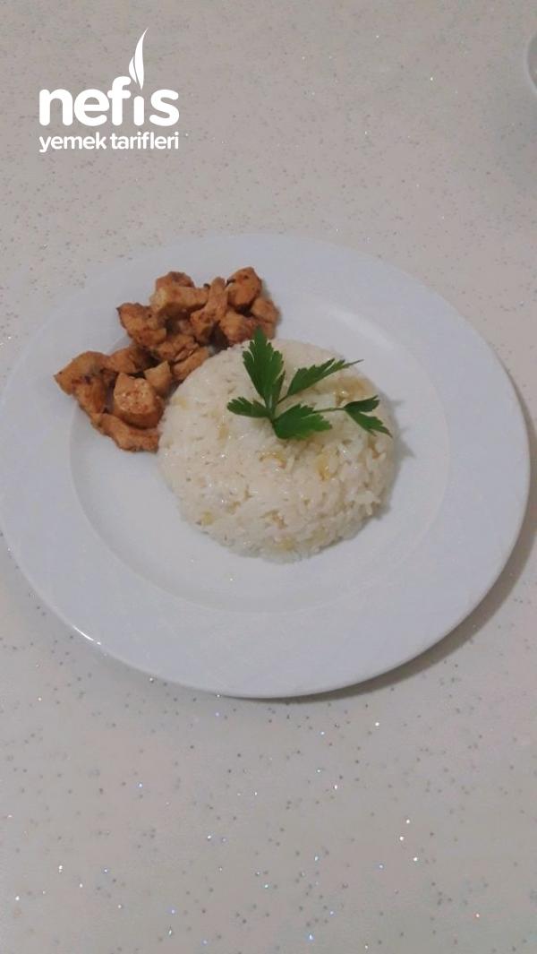 Arpa Şehriyeli Pirinç Pilavı( Yeni Gelinler İçin)