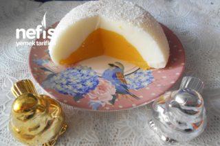 Deve Kuşu Yumurtası Tatlısı Tarifi