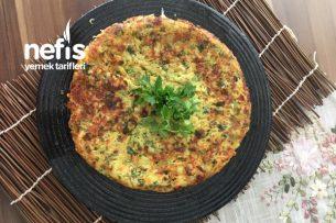 Peynirli Patates Tava Tarifi