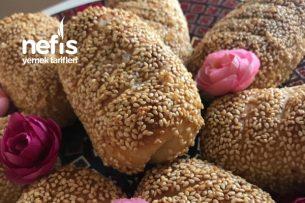 Simit Poğaça (Pastane Usulü) Tarifi
