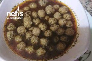 Sivas Sulu Köfte Yemeği (Tam Ölçülü) Tarifi