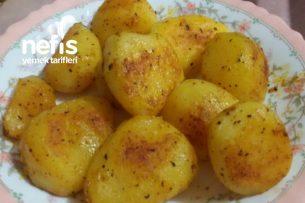 Tereyağlı Kahvaltılık Patates Tarifi