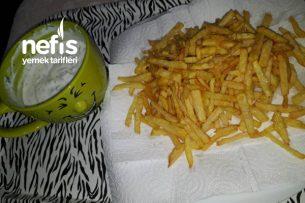 Yoğurt Soslu Patates Tarifi