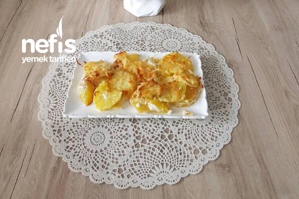 Patates Graten (Pratik Ve Enfes Lezzet) Tarifi