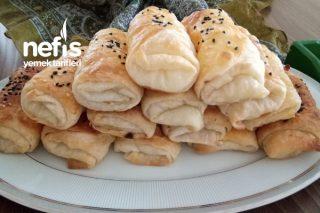 Pufidik Börek (Lor Peynirli) Tarifi