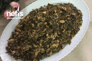 Semiz Otu Kavurma ( Omega 3 Deposu) Tarifi