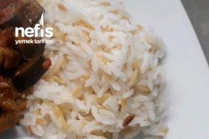 Usta Aşçıdan Tane Tane Lezzetli Pilav Tarifi