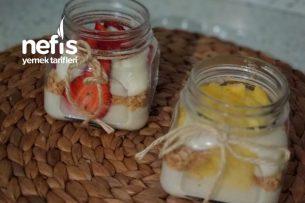 Ananaslı Magnolya Tarifi