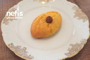 Glutensiz Portakallı Hira Tatlısı Tarifi