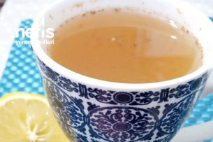 Grip Ve Soğuk Algınlığına Birebir Şifalı İçecek Tarifi