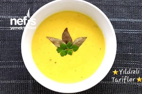Kadhi (Hint Tarzı Yoğurtlu Çorba) Tarifi