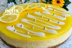 Nefis Limonlu Cheesecake Tarifi