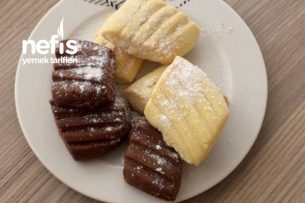 Pastane Kurabiyesi Tarifi