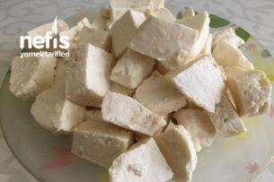 Sirke İle Peynir Yapımı Tarifi