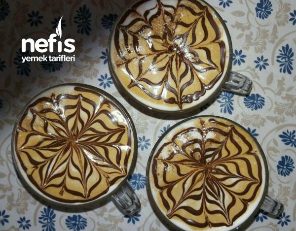 Bol Köpüklü Sütlü Kahve