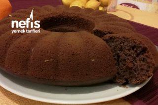 Kakaolu Kek (Portakal Sulu) Tarifi