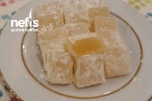 Limonlu Lokum (Hazır Lokumdan Bir Farkı Yok) Tarifi