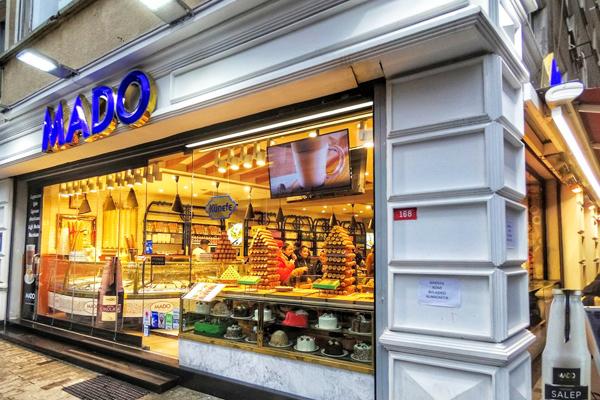 Mado Menü Fiyat Listesi 2019