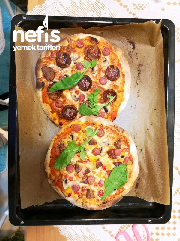 Nefis İnce Hamur Pizza