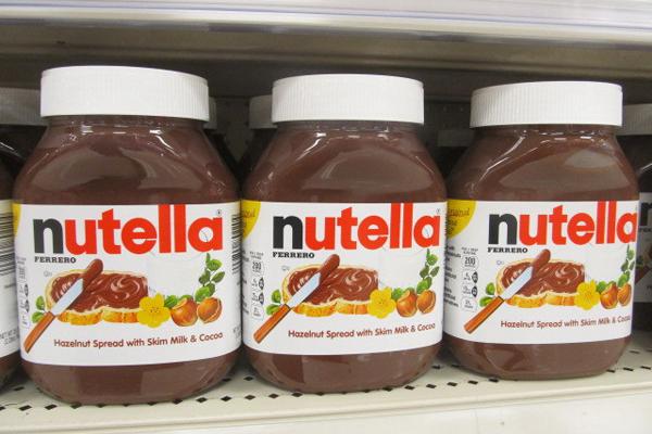 Nutella Kaç Kalori? Nutellalı Kek, Kurabiye, Pasta Kalorileri Tarifi