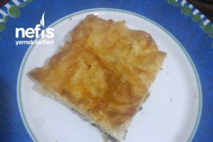 Peynirli Sodalı Su Böreği Tarifi