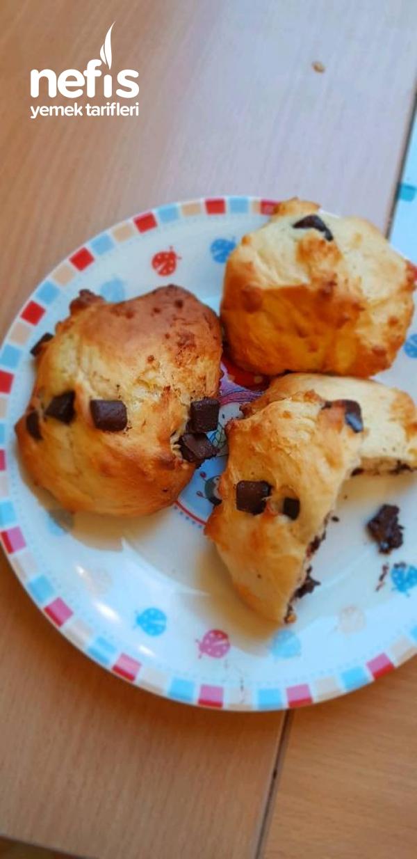 Schokini (quarklı Çikolatalı Ekmekçik)