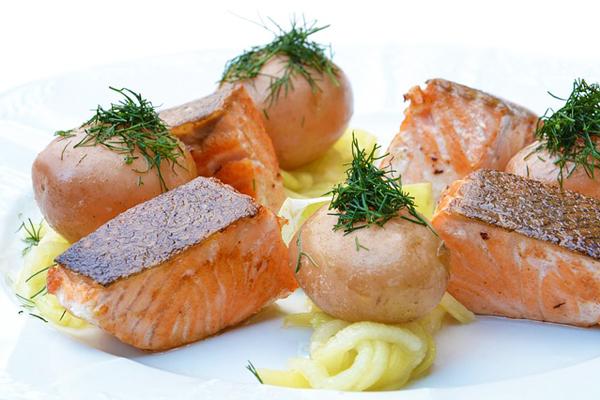 somon balığı kalori