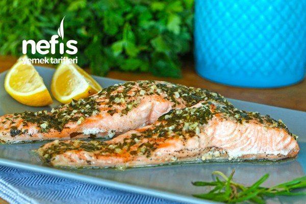 Somon Balığı Kaç Kalori? Füme, Fırın, Izgara Kalori Değerleri Tarifi