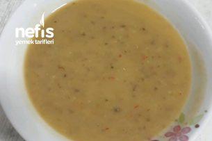 Yeşil Mercimekli Sebze Çorbası Tarifi