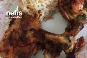 Fırın Poşetinde Tavuk Pirzola Tarifi