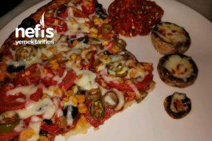 Hazırdan Farksız Pizza Tarifi