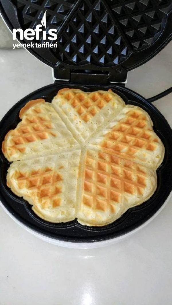 İki Kişilik Waffle ( Parti