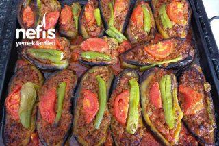 Karnıyarık (Yazdan Hazırlanan Patlıcan) Tarifi