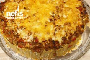 Makarna Pasta (Göz Hakkınızı Helal Ediniz) Tarifi
