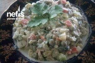 Paytaxt Salatası Tarifi