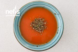 Pratik Domates Çorbası Tarifi