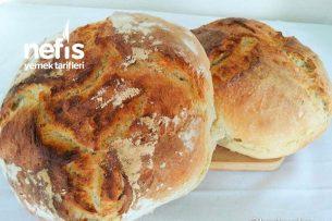 Pratik Köy Ekmeği (Patatesli) Tarifi