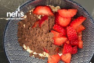 Diyet Kahvaltısı 320 Kalori Tarifi