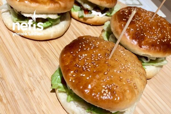 Efsane Orijinal Hamburger Tarifi