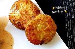 Patates Mücveri (rösti) Tarifi
