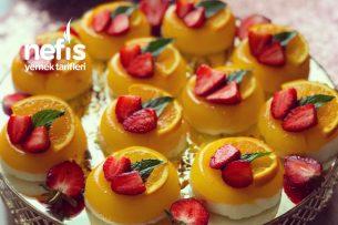 Portakallı Kolay Tatlı Tarifi