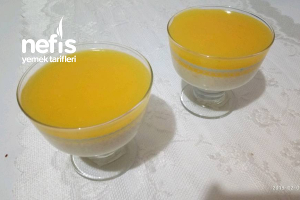 Sütlü İrmik Portakallı Tarifi