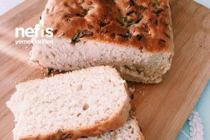 Tam Buğday Unlu Çekirdekli Ekmek Tarifi