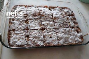 Elmalı Tarçınlı Enfes Kek (Tart Tadında) Tarifi