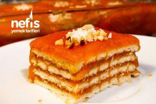 Havuç Rüyası Pastası (Tam Kıvamında) Tarifi