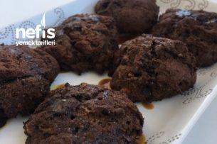 Mükemmel Şekersiz Brownie Tadında Kurabiye Tarifi