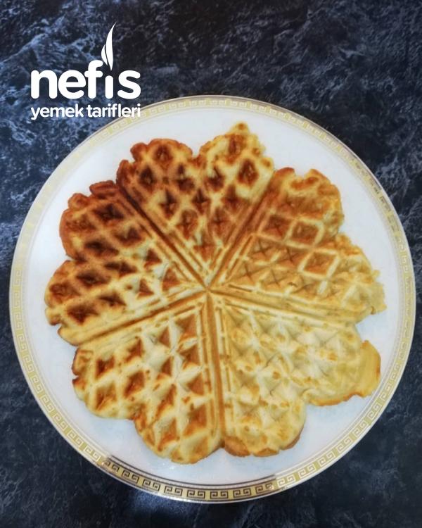 Waffle (misafir Gelince Kurtarıcı Tatlınınız.)