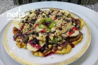 Waffle (Misafir Gelince Kurtarıcı Tatlınız) Tarifi