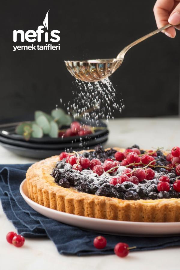 Yaban Mersinli Cheescake