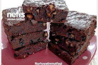 Cevizli Brownie (Damakları Şenlendiren Lezzet) Tarifi